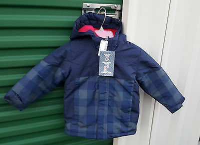 59a419df5 BOYS 3 IN 1 CHILDREN S PLACE Winter Coat Ski Jacket Size 3T 4T liner ...
