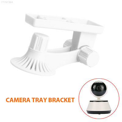 40C3 White IP Camera Wall Mount Bracket Camera Stand Protable Adjustable