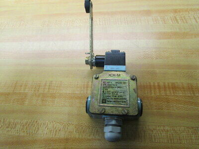 Telemecanique XCK-M Limit Switch