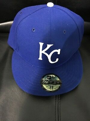 782f0809c1b New Era MLB Authentic Collection Kansas City Royals 59FIFTY Field Cap New