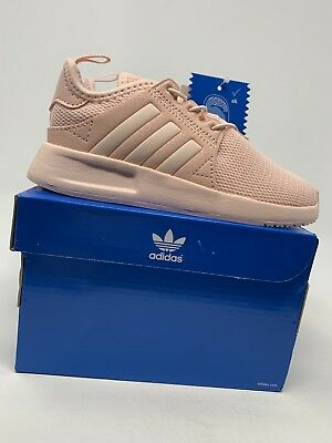 ADIDAS X PLR EL Girls Kids Ice Pink Shoes- Size 10K -  55.00  739aa91a4