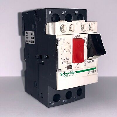 Schneider Electric Manual Starter Push Button GV2ME10