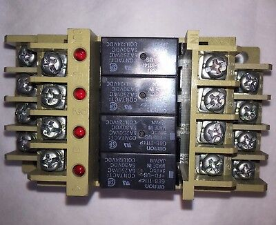 NEW Omron Relay Socket (#G6B-4BND)