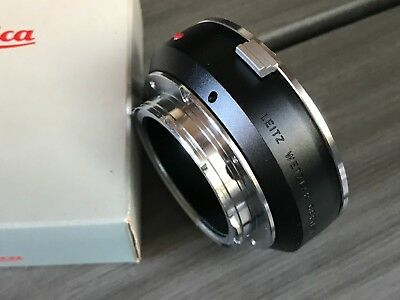 Leitz Leica  R To M Adapter - 22228 - Like New - Box - Ref: Ck8650