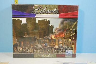 Liberte: The French Revolution from 1789 to 1799 - Valley Games 2001 SHRINK
