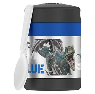 Jurassic World Park Thermos Funtainer Edelstahl Isolierte 296ml Essensbehälter