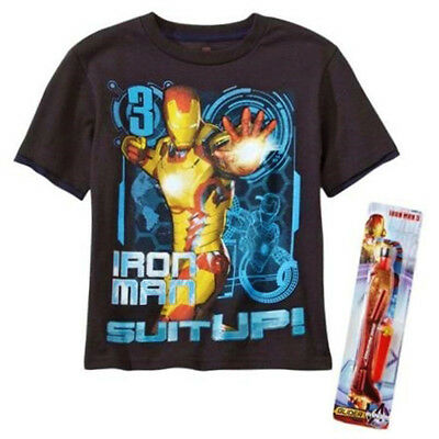 T-shirt E Maglie 2019 Fashion T-shirt Maglia Iron Man Marvel Avengers Originale Tutte Le Taglie Disponibili