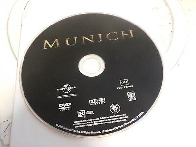 Munich (DVD, 2006, Full Frame)Disc Only 77-349