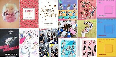 Twice: Page 2 Limited Edition Normal Twicecoaster Signal (Select) [Kpoppin Usa]
