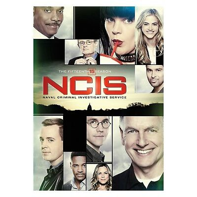 New Sealed NCIS - The Complete Fifteenth Season DVD 15