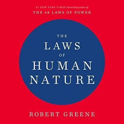 The Laws of Human Nature by Robert Greene - MP3 Audio book format audiobook
