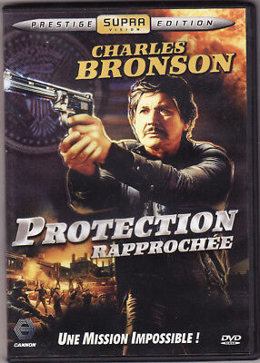 Dvd Charles Bronson-Protection Rapprochee
