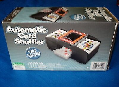 Automatic Card Shuffler Battery Operated New