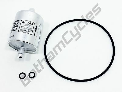 New Genuine Ducati OEM Gas Petrol Pump Flange Fuel Filter & Viton O-Rings