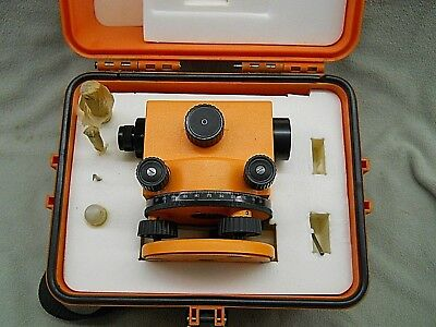 YOM3 RUSSIAN TRANSIT / THEODOLITE 3N-5L sight level / surveying tool / equipment