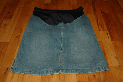 Old Navy Maternity Jean Skirt - Size S Small - Stretch