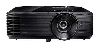 Optoma H184X DLP Projector, 1280x800 HD, 16:9, 3600 lumens, 28K:1, 3D Support