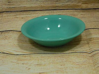 Trumpet Ware Trump Plastic Inc. Teal Turquoise  Cereal Salad Soup Bowl