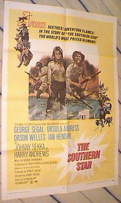 Southern Star ('69) George Segal , Ursula Andress , O/s