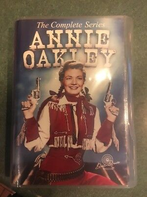 Annie Oakley: The Complete TV Series (DVD, 2014, 11-Disc Set)