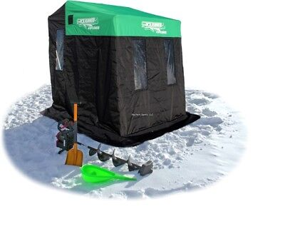 NEW FRABILL FORTRESS Hub Style Ice Shelter Fish House FRBSF260