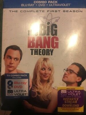Big Bang Theory Complete First Season
