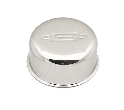 Mr Gasket 2057 Oil Breather Cap - Push-On Style - Race Only - Universal Fit