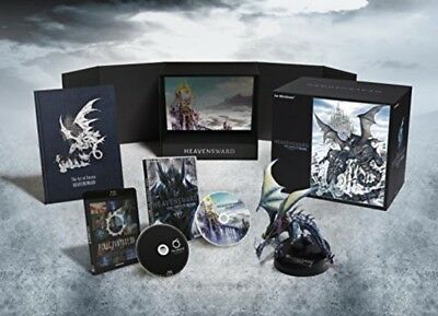 Final Fantasy XIV Heavensward Collector's Edition F/S w/Tracking# New from Japan