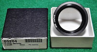 Bausch & Lomb Minolta T-ring - C93400 - New in the Box
