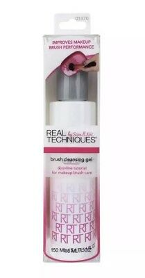 Real Techniques by Sam & Nic  Brush Cleansing Gel 150ml  01470