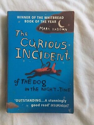 The Curious Incident of the Dog in the Night-time by Mark Haddon (Paperback, Bk