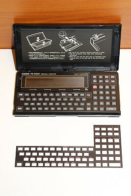 "Calculadora ""Casio Pb-2000C"" Personal Computer Very Good Condition"
