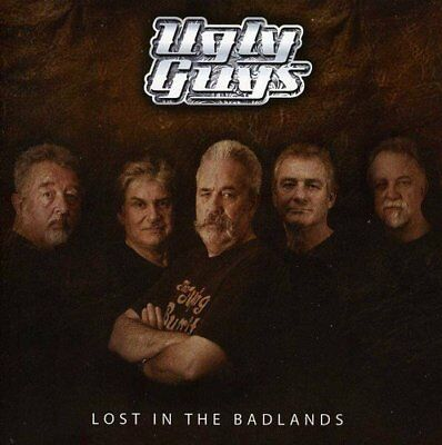Ugly Guys - Lost in the Badlands (2013)  CD  NEW/SEALED  SPEEDYPOST