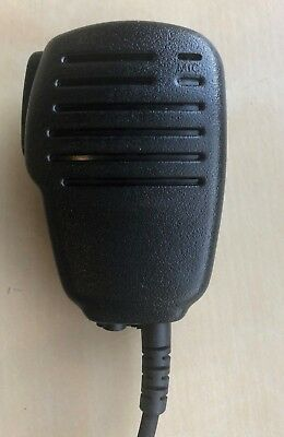 Flare Compact Speaker Microphone for Icom F11/F21 & F3GS/F4GS Radios, Brand New!