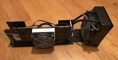 Butterfly Labs Monarch 700GH/s Bitcoin Miner USB or PCI-E Card SHA256 Used BFL