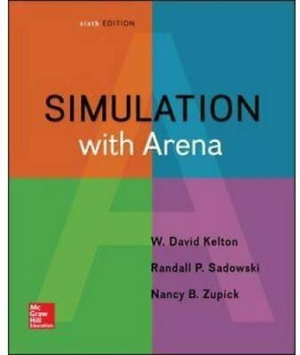 Simulation with Arena by W. David Kelton 9780073401317 (Hardback, 2014)