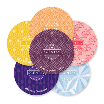 Scentsy Scent Circles - MULTIPLE TYPES AVAILABLE - COMBINED SHIPPING