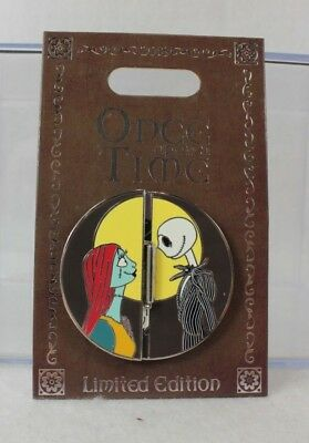 Disney DLR Once Upon A Time LE 2000 Pin Nightmare Before Christmas Jack Sally