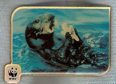 Sea Otter  Wwf Animals Of The World Pin