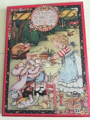 Mary Engelbreit The Golden Rule ME117 ColorPlak Wall Hanging Decor plaque
