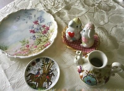 royal albert ,kurt hammer floreal collectin mixed lot of china