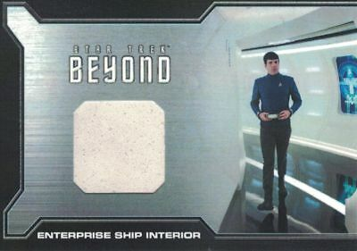 Star Trek Beyond Movie (2017)  Relic BRC1 Enterprise Ship Interior