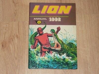 Lion Annual - 1982 - Not Price Clipped