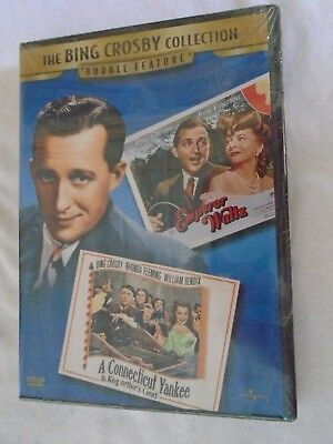 The Bing Crosby Collection   Emperor Waltz/A Connecticut Yankee   New DVD sealed