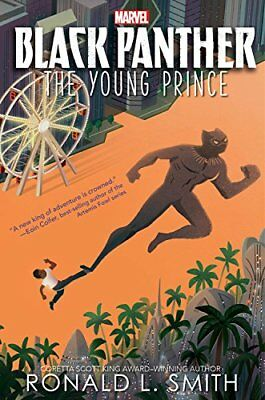 Black Panther: The Young Prince by Smith  New 9781484787649 Fast Free Shipping..