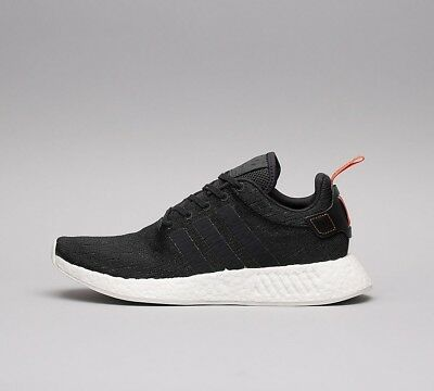 nmd r2 black and white