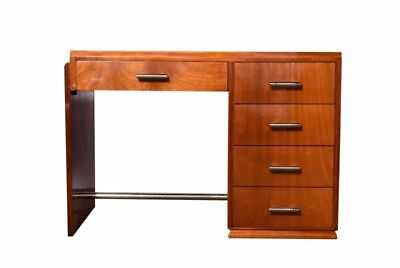 Mahogany Art Deco Desk from 1930