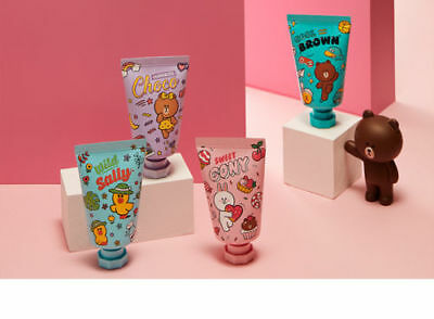 [MISSHA]2018 MISSHA x LINE FRIENDS EDITION - Love Secret Hand Cream (4 Types)