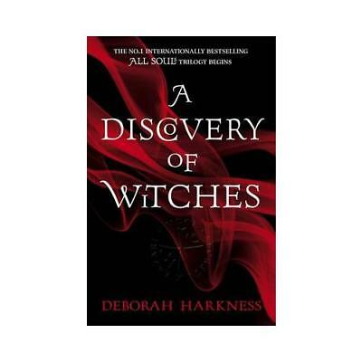 A Discovery of Witches by Deborah E Harkness