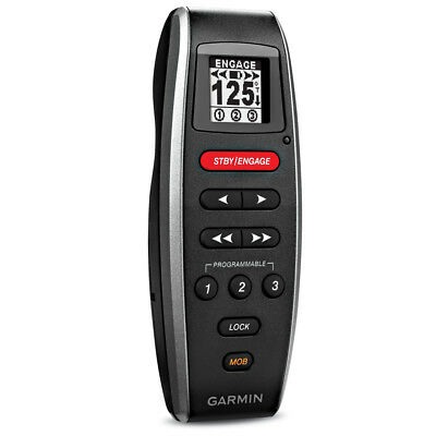 Garmin GHC 10 Wireless Autopilot Remote  Black  010-11146-20